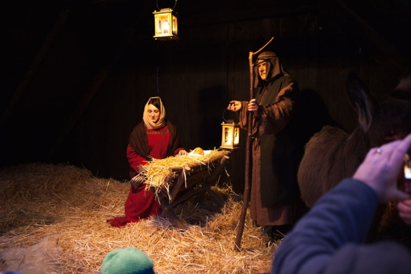 Nativity at Cochem Castle