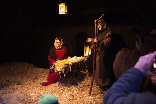Nativity at Cochem Castle